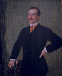 Ernst Ludwig von Hessen / Gem.v.Stuck by AKG  Images