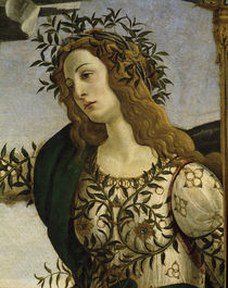 Botticelli, Minerva baendigt Kentaur by AKG  Images