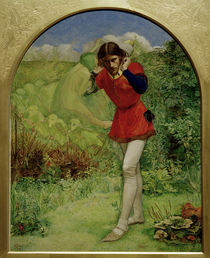Shakespeare, Der Sturm / Millais by AKG  Images