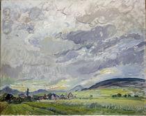 Slevogt, Godramstein/ 1910 by AKG  Images