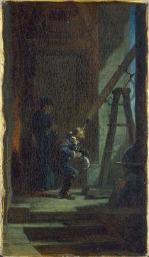 C.Spitzweg, Der Sterndeuter/um 1860-65 von AKG  Images