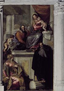 Veronese, Pala di San Zaccaria von AKG  Images
