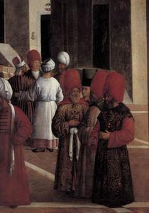 G.Bellini, Predigt Markus, Orientalen von AKG  Images