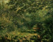 A.Renoir, Waldweg by AKG  Images