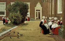 M.Liebermann, Amsterdamer Waisenhaus von AKG  Images