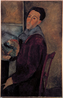 Amedeo Modigliani, Selbstbildnis by AKG  Images
