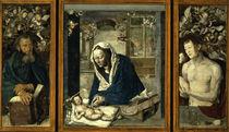 Duerer, Dresdener Altar von AKG  Images