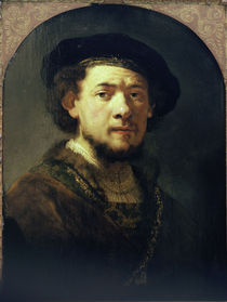 Rembrandt, Selbstbildnis/ Sao Paulo by AKG  Images