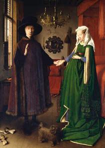 J.van Eyck, Arnolfini Hochzeit von AKG  Images