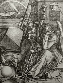 A.Duerer, Melancholie von AKG  Images