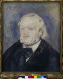 Richard Wagner / Gem.v.A.Renoir by AKG  Images