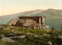 Riesengebirge, Peterbaude / Photochrom by AKG  Images