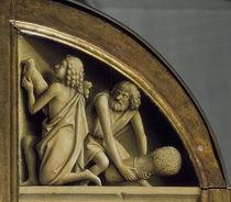 J.van Eyck, Opfer Kains und Abels von AKG  Images