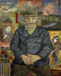 V.van Gogh, Bildnis des Pere Tanguy by AKG  Images