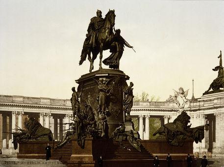 Denkmal Wilhelm 1 Denkmal Kaiser Wilhelms