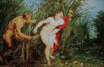 P.P.Rubens, Pan und Syrinx von AKG  Images