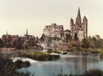 Limburg, Dom / Photochrom von AKG  Images