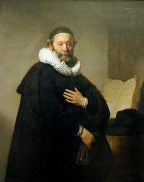 Johannes Wtenbogaert / Rembrandt by AKG  Images