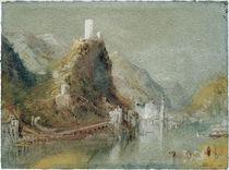 W.Turner, Cochem aus suedl. Richtung von AKG  Images