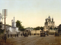Moskau, Demitrowka / Photochrom by AKG  Images
