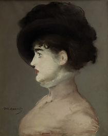 Manet, Bildnis Irma Brunner/1882 by AKG  Images