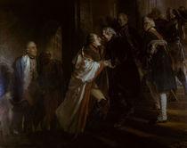 Friedrich II.u.Joseph II. / Menzel by AKG  Images