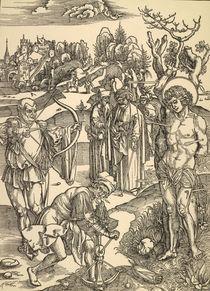 A.Duerer, Martyrium des hl.Sebastian by AKG  Images