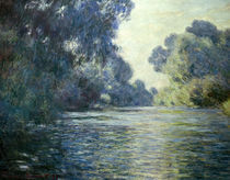 C.Monet, Arm der Seine bei Giverny by AKG  Images