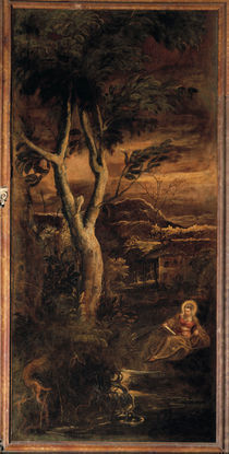 Tintoretto, Maria Magdalena by AKG  Images