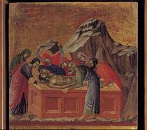 Duccio, Grablegung Christi von AKG  Images