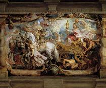 P.P.Rubens, Triumph der Kirche by AKG  Images