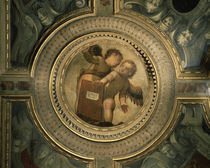 Veronese, Zwei Putti mit Buch von AKG  Images