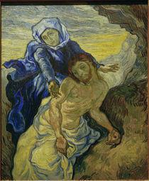 Van Gogh nach E.Delacroix, Pieta by AKG  Images