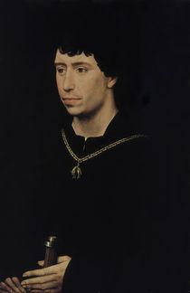 Karl der Kuehne / Gem.v.Rogier v.d.Weyden by AKG  Images