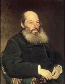 Afanasij Fet Sensin / Repin 1882 by AKG  Images