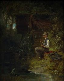 C.Spitzweg, Der Angler von AKG  Images
