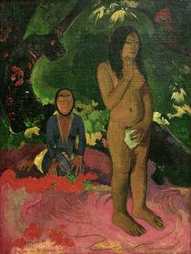 P.Gauguin/ Parau na te varua ino by AKG  Images