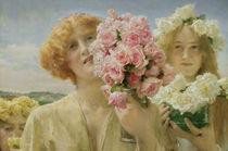 L.Alma Tadema, Die Gaben des Sommers by AKG  Images