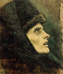 Bojarin Morosowa / Gem.v. W.I.Surikow by AKG  Images