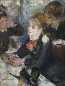Renoir / Bei der Modistin / 1878 by AKG  Images