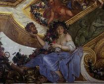 Vaux le Vicomte/Thalia oder die Komoedie von AKG  Images