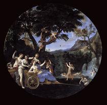 F.Albani, Toilette der Venus by AKG  Images