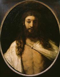 Rembrandt, Der auferstandene Christus by AKG  Images