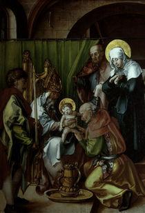 Albrecht Duerer, Beschneidung Christi by AKG  Images