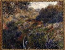 A.Renoir, Algerische Landschaft by AKG  Images