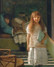 L.Alma Tadema, Laurense u. Anna by AKG  Images