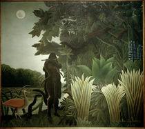 H.Rousseau, Die Schlangenbeschwoererin by AKG  Images