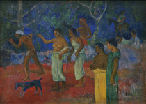 P.Gauguin, Tahitianisches Leben by AKG  Images