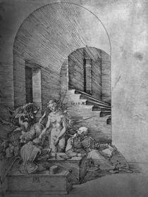 A.Duerer, Die Versuchung von AKG  Images