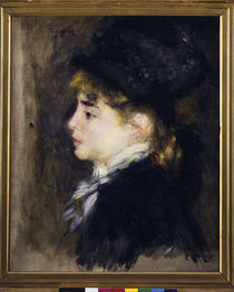 A.Renoir, Weibliches Bildnis (Margot) by AKG  Images